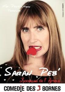 Flyer_SarahPéb_Looseusedel'amour