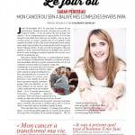 """Article sur le livre dans Paris Match 3/12/15 """"Le jour où..."""""""